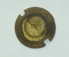 Crystallized Clamp Screw