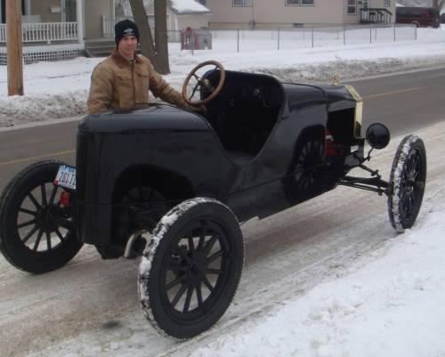 1916 Racer