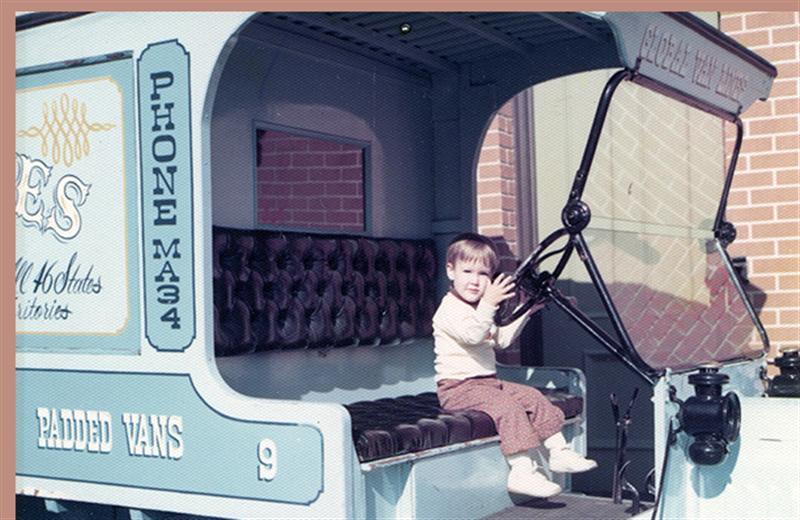 Disney truck...?