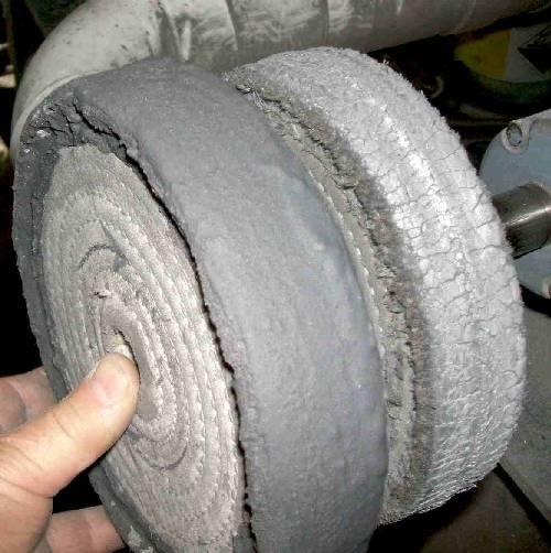 Liquid abrasive wheel