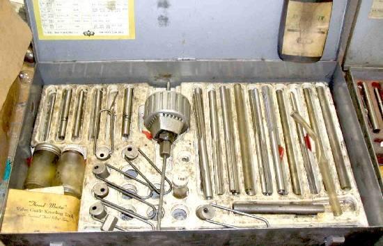valve guide knurler