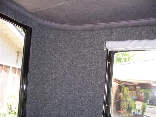 Interior finish 27 coupe