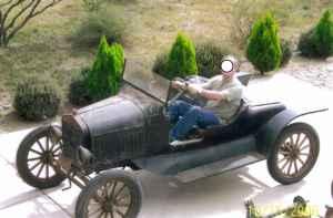 1924 Model T?