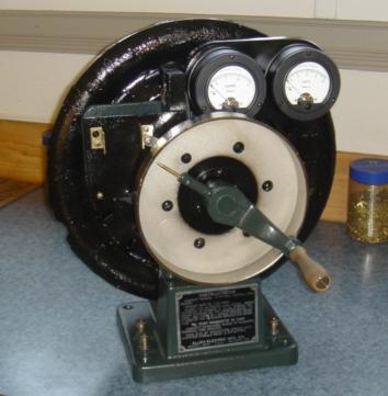 Leroy Ehlers Allen Electric HCCT