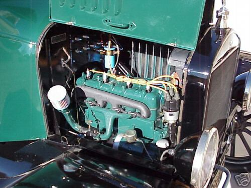 Used Ford Focus >> Model T Ford Forum: Anyone turn a hot air pipe into an air cleaner?