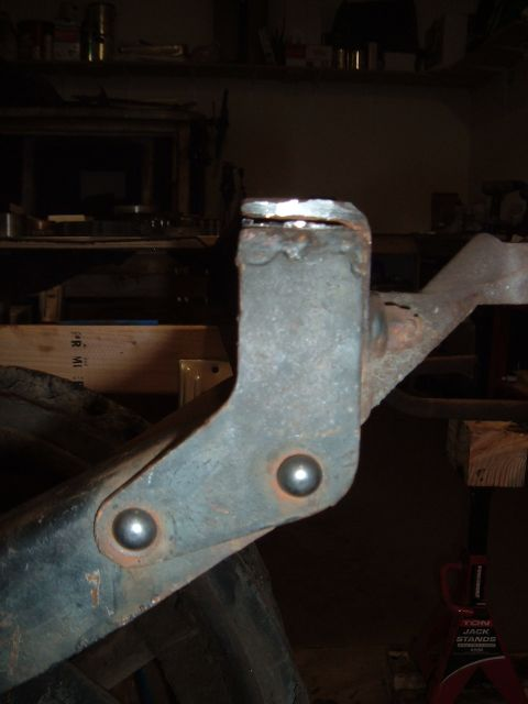 old bracket