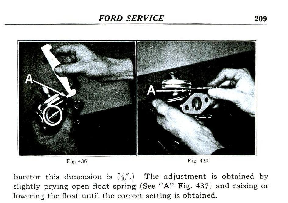 Model T Ford Forum: Steps for troubleshooting rough running