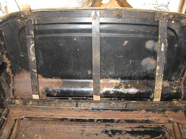 Model T Ford Forum 1926 Roadster Interior Wood Replacement