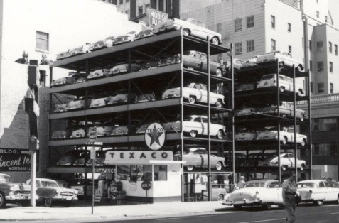 parking rack