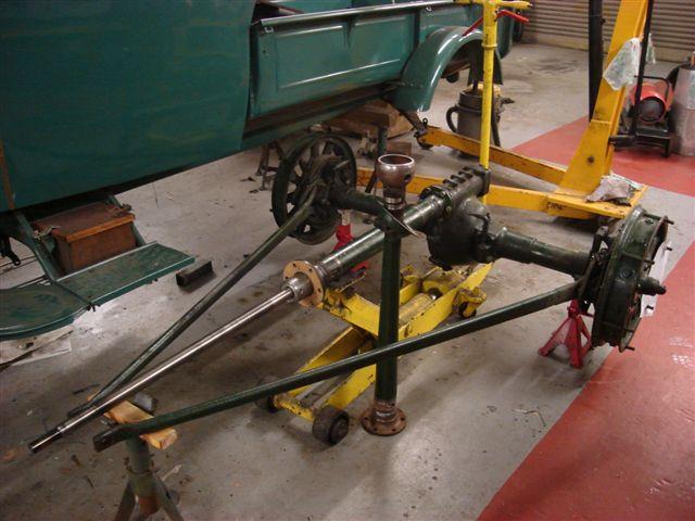 bearing for TT