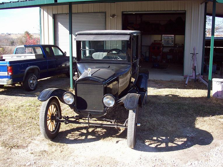 model T 24
