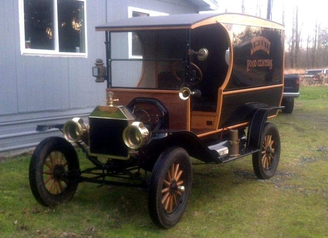 Conrad's Pie Wagon
