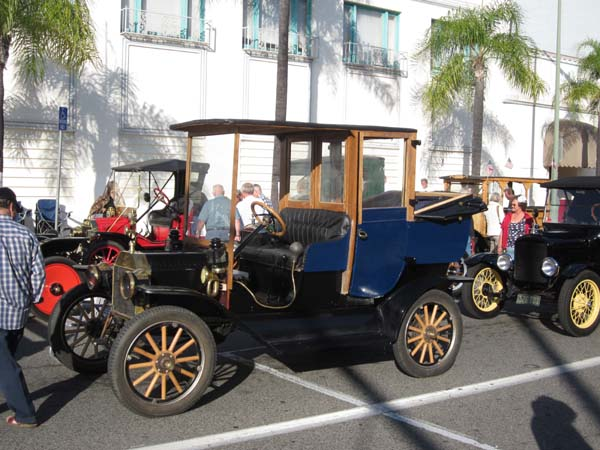 1914 Town Car