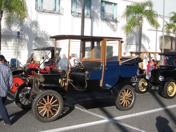 1914 Town Car