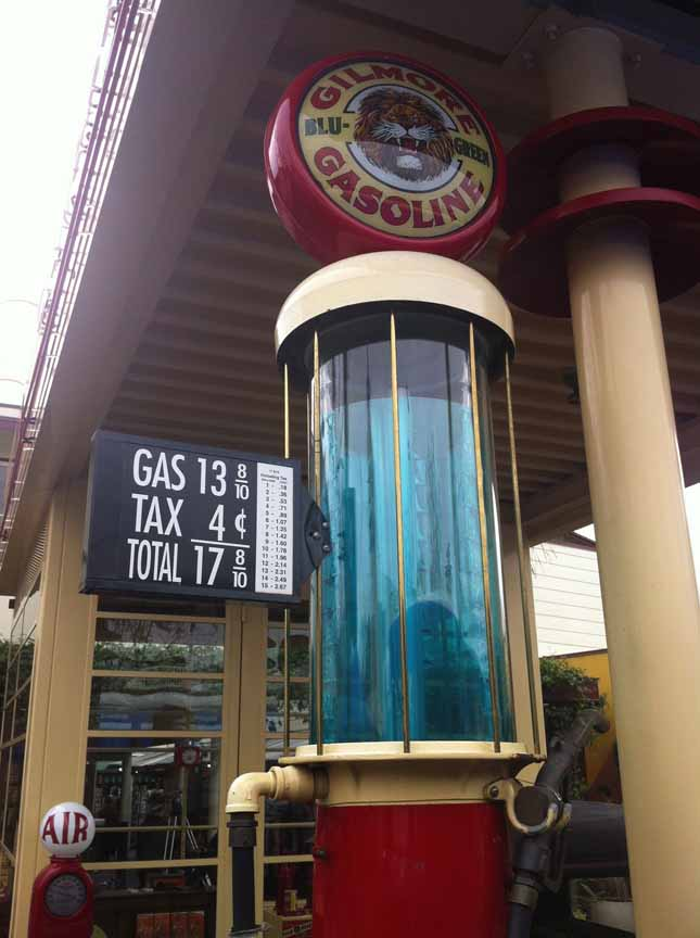 Shell Gas Prices >> Model T Ford Forum: OT Gilmore gas station, pictures of 1914 T's