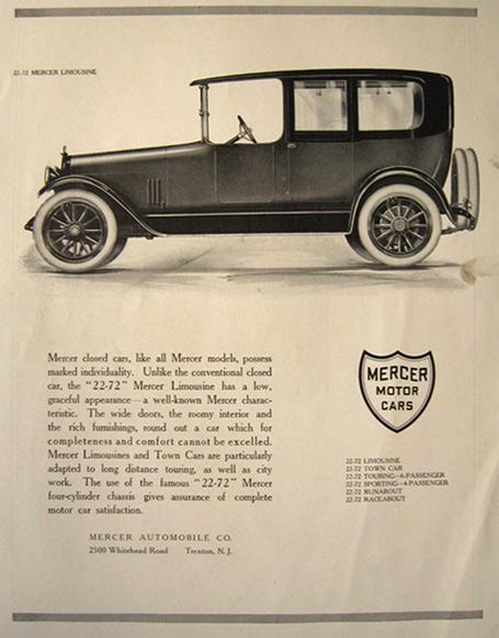 Mercer limo