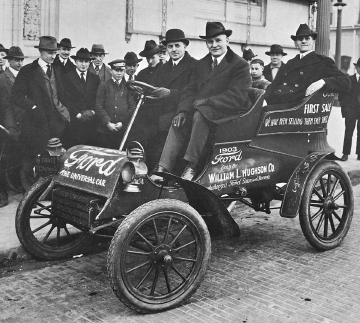 Model T Ford Forum Not The Five Millionth Ford And From A