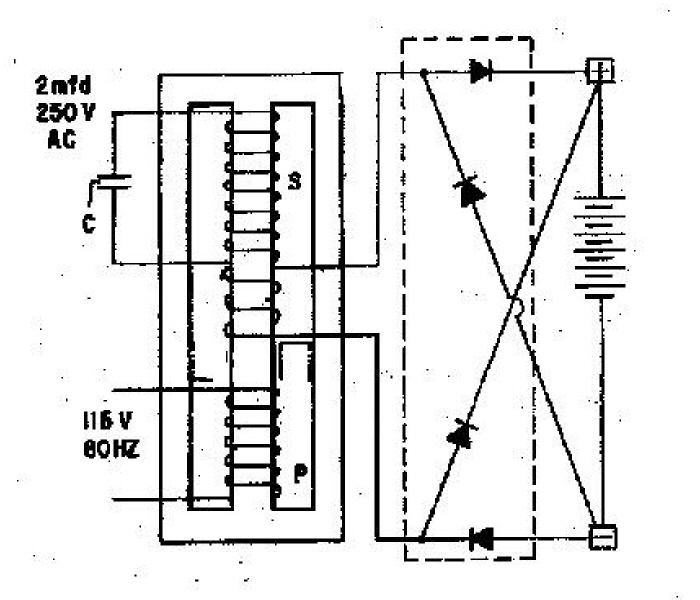 Golf Cart Battery Charger Schematic - Wiring Circuit •