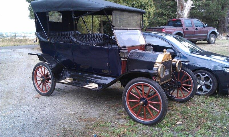 ford model t the idea that Last sunday was the 132th birthday of józsef galamb, the hungarian engineer who became the chief designer of the first mass produced car in the world, the ford model t my mom sent a message that .