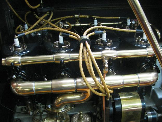 Saturday night race motor, just kidding the other project 1909 National almost finished.