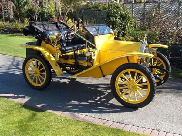 Hupmobile 1910
