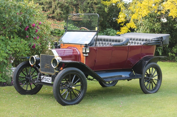 1913 Model T