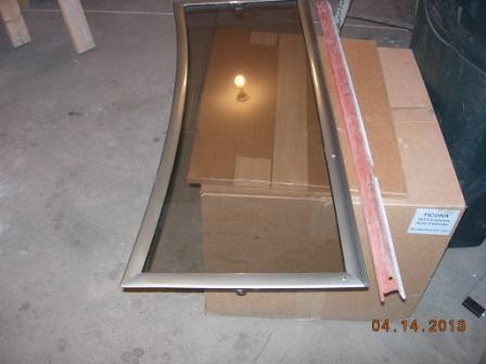 frame & hinge