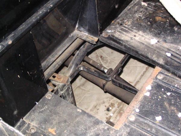 battery area