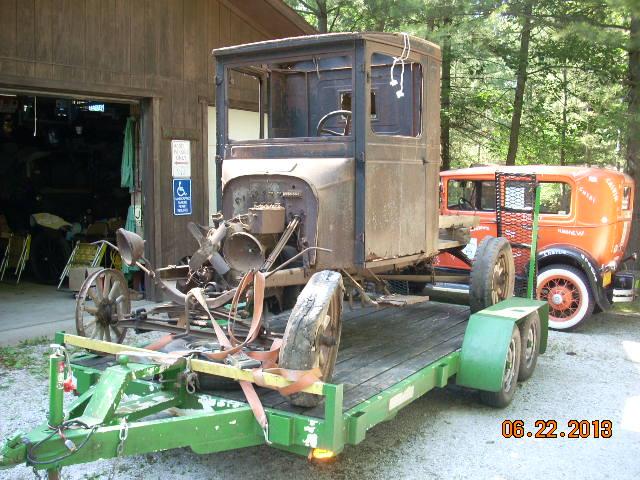 1923 Model-TT