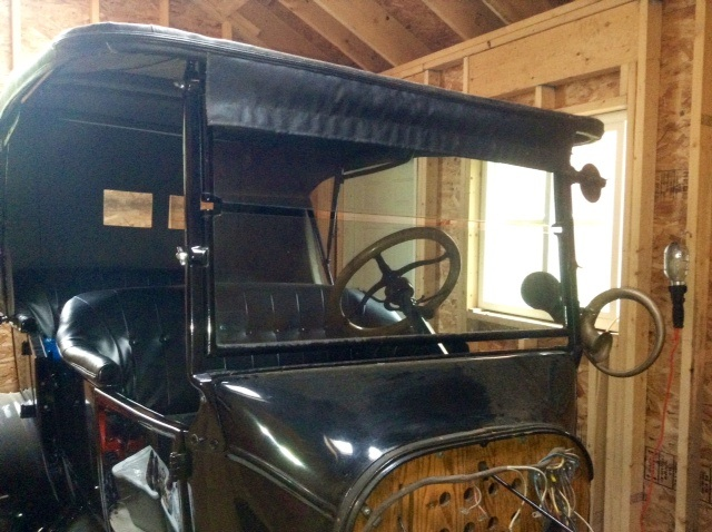 1923 windshield