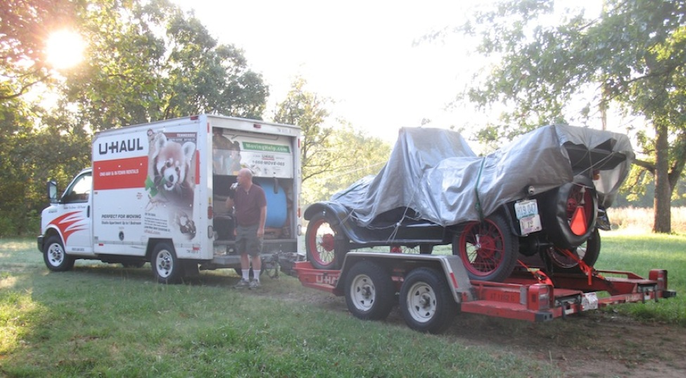 Model T Ford Forum Need Advice On Trailer To Carry A Mtf