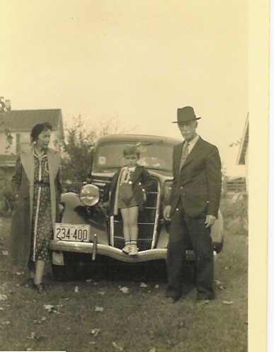Grandparents in 1937