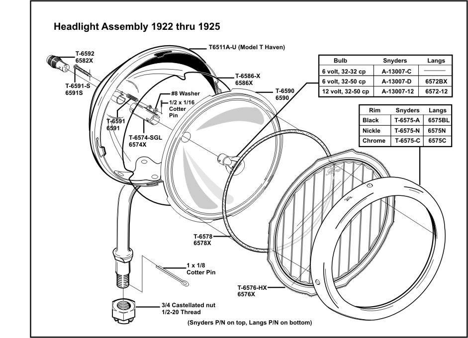 model t ford forum 1915 1917 headlight drawing T-23F Wiring Diagram by martin vowell sylmar ca on tuesday july 23 2013 11 49 pm