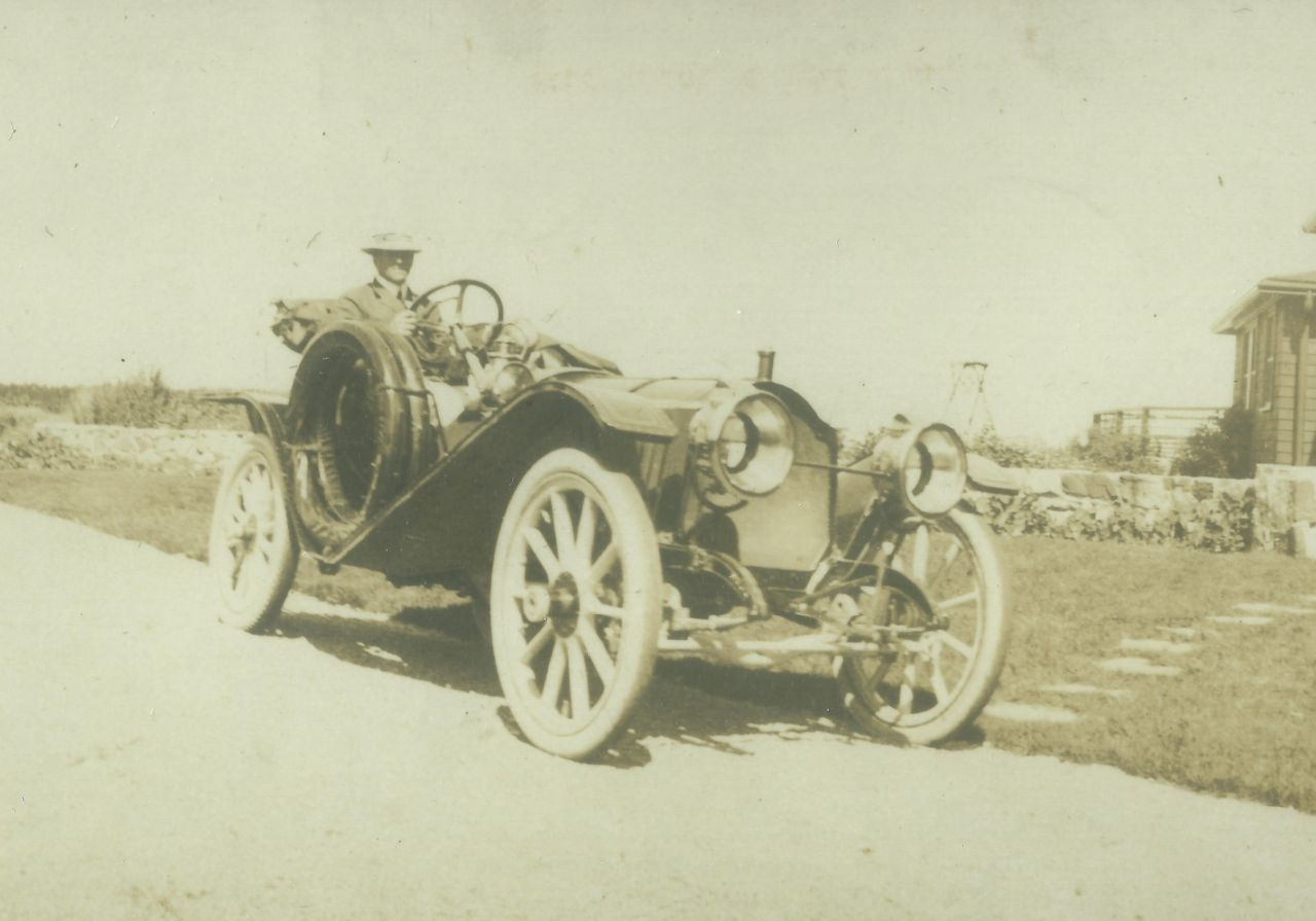 1911 Open Runabout?