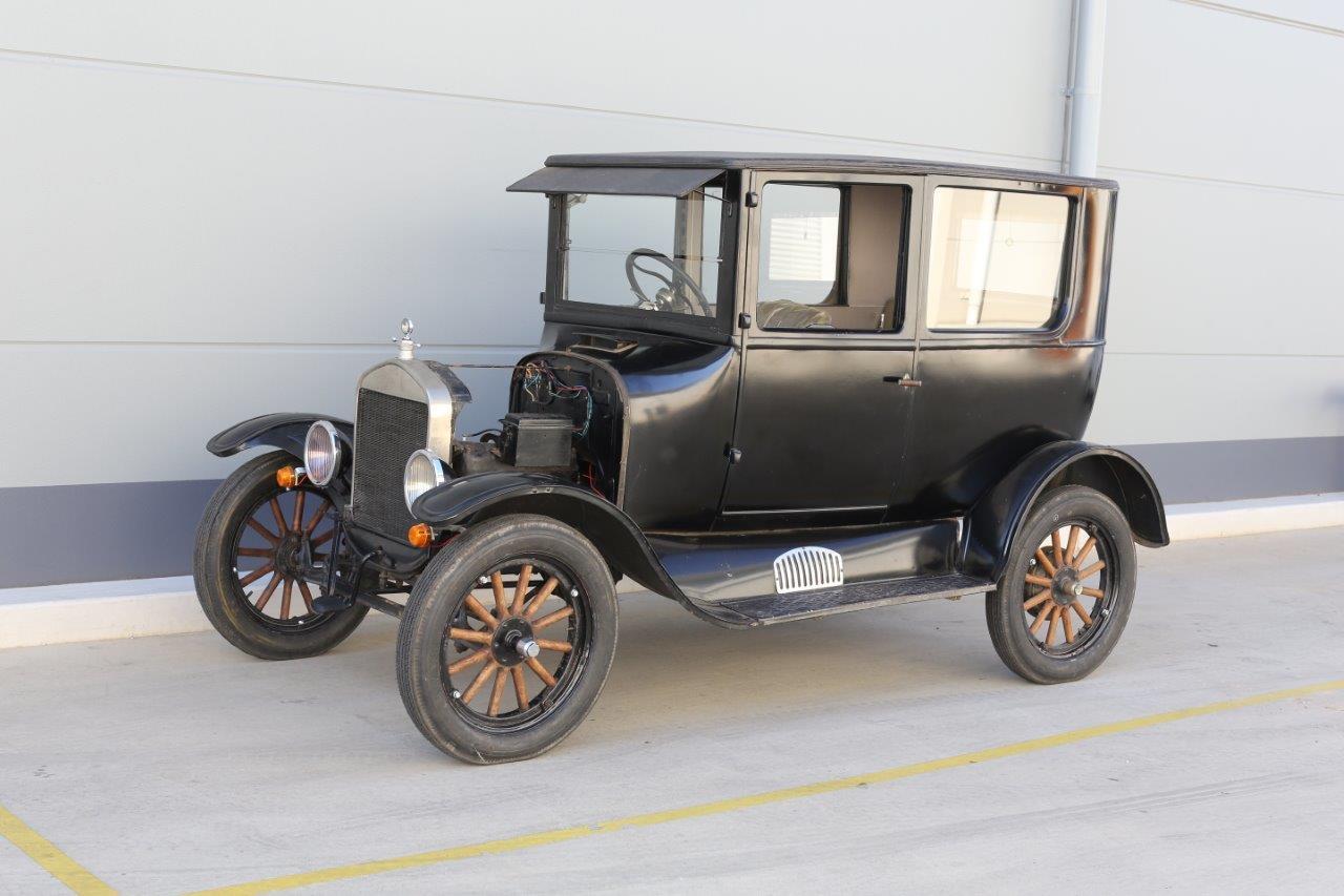 1924 Model T