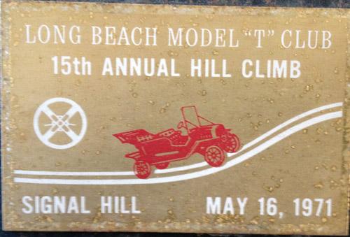 LB Hill Climb Badge