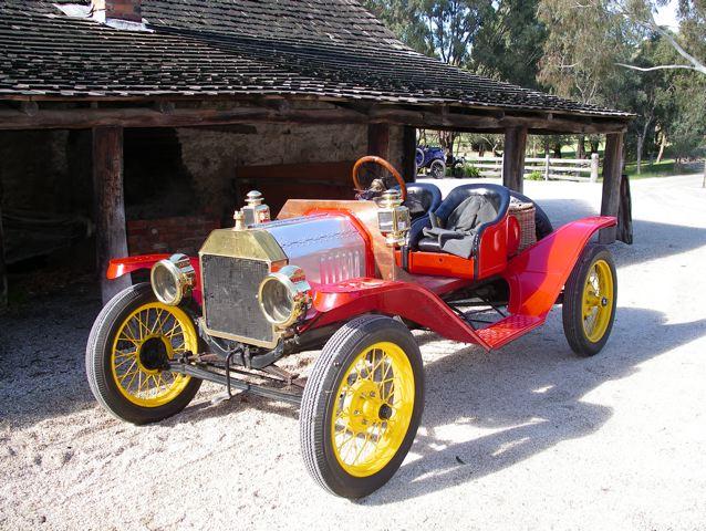 1913 speedster