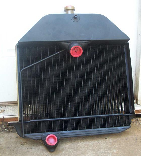 Whle radiator