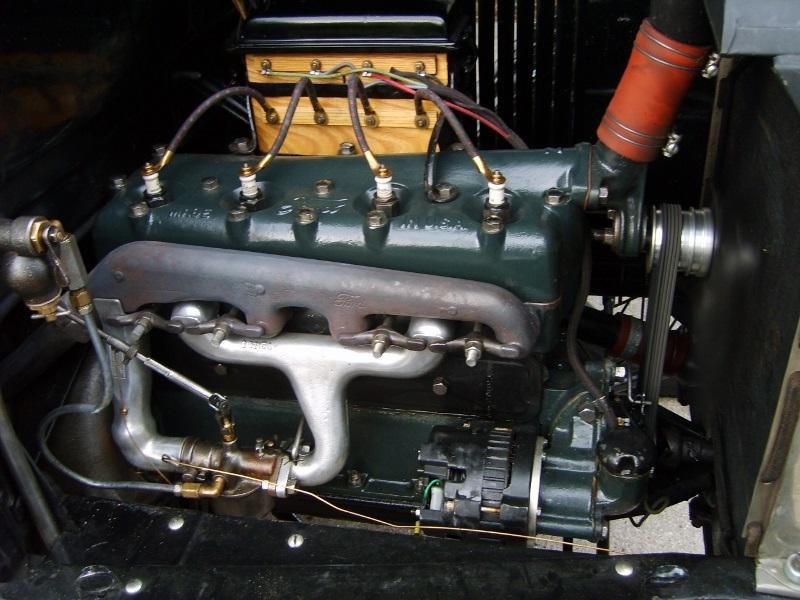 '26 engine Edison plugs
