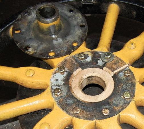 Dodge wheel