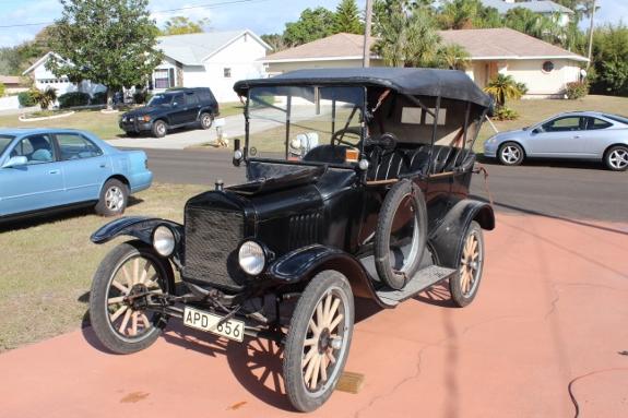 22 touring, denmark branch car