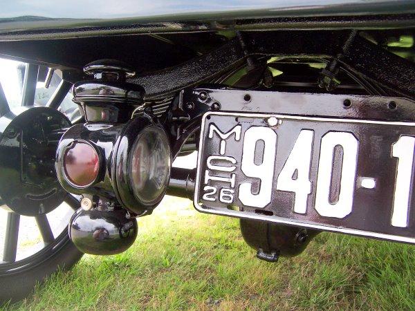 Model T Ford Forum Ford O Tail Light Bracket Tt