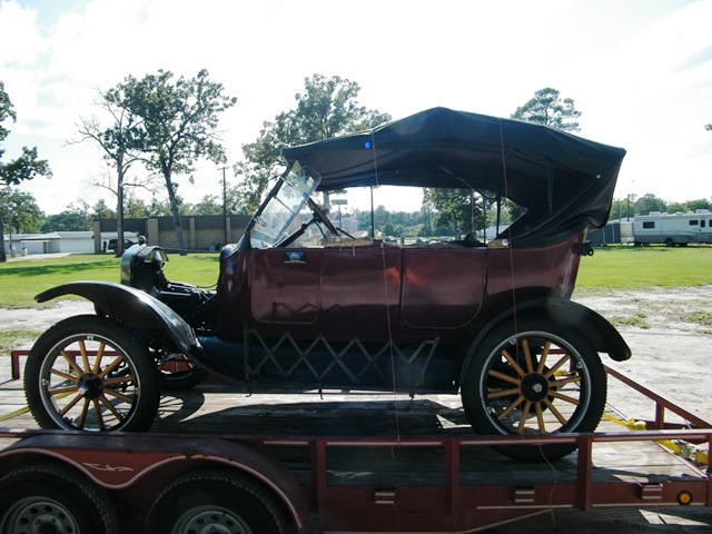 Model t ford forum texas t party 2013 day 1 rusk tx good tour bad day