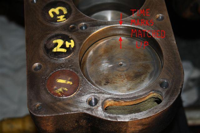 piston position