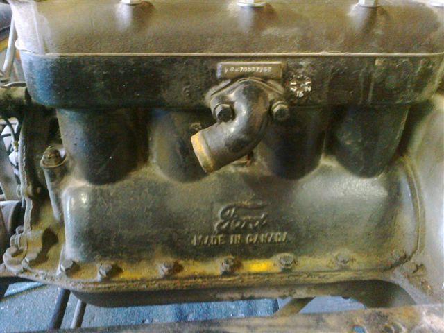 1912 engine number