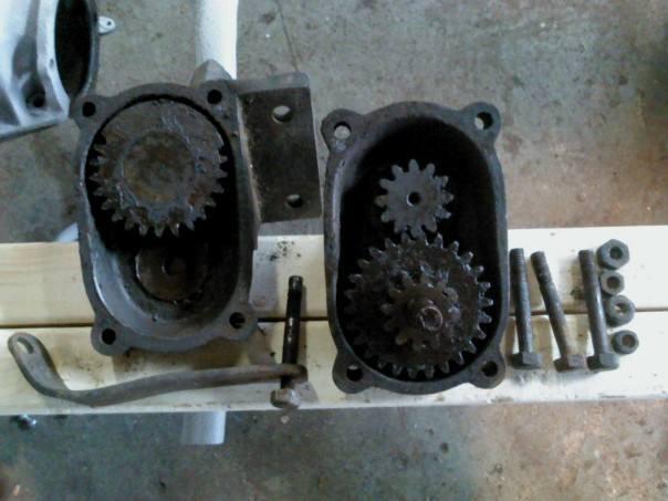 steering gear 3