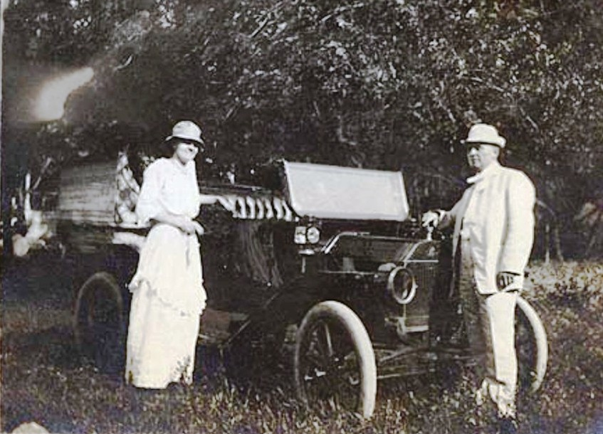 Model T Ford Forum: Sidelight Fonts Questions