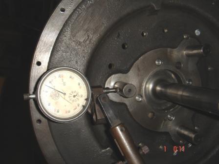 Tripple gear pins
