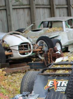Junk Yards In Nh >> Model T Ford Forum: Midget Racer