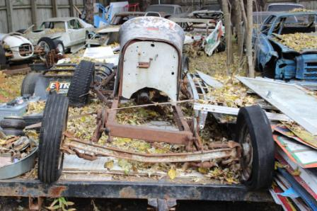 Salvage Yards In Nh >> Model T Ford Forum: Midget Racer